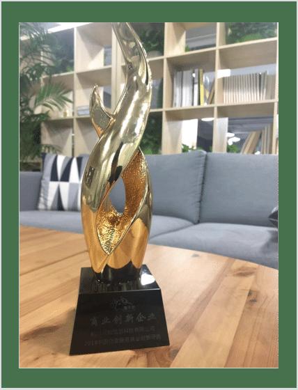 商业创新企业奖